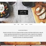 studiopress cafe pro wordpress theme