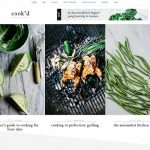 studiopress cook'd pro wordpress theme