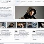 studiopress crystal wordpress theme