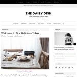 StudioPress Daily Dish Pro WordPress Theme 1