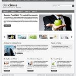 studiopress delicious wordpress theme