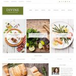studiopress divine wordpress theme