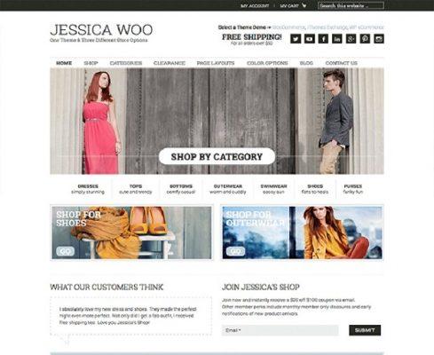 studiopress jessica wordpress theme