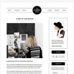 StudioPress Modern Portfolio Pro WordPress Theme 1