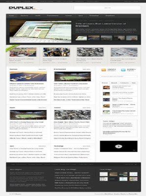 ThemeZilla Duplex WordPress Theme
