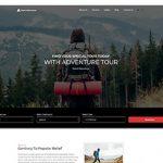 Premium Moto Theme Adventures Trip