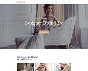 Premium Moto Theme Bridal Dresses 1