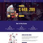 Premium Moto Theme Casino