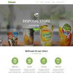 Premium Moto Theme Eco Disposal Store