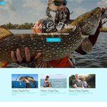 Premium Moto Theme Fishing