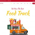 Premium Moto Theme Food Truck