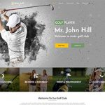 Premium Moto Theme Golf Club