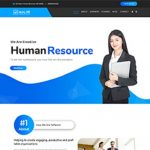 Premium Moto Theme Human Resource