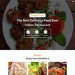 Premium Moto Theme Indian Restaurant