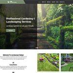 Premium Moto Theme Landscaping