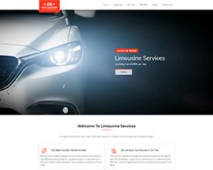 Premium Moto Theme Limousine Services