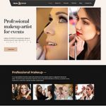 Premium Moto Theme Makeup Artist