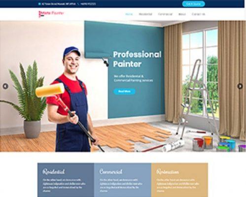 Premium Moto Theme Painter