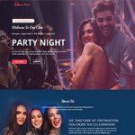Premium Moto Theme Party Time