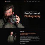 Premium Moto Theme Photography Portfolio