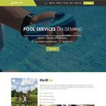 Premium Moto Theme Pool Cleaners