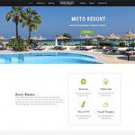 Premium Moto Theme Resort