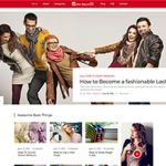 Premium Moto Theme Solution Blog