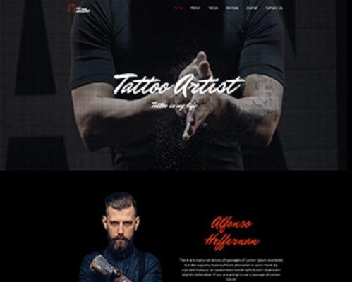 Premium Moto Theme Tattoo