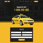 Premium Moto Theme Taxi Services