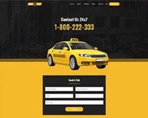 Premium Moto Theme Taxi Services 1