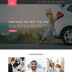 Premium Moto Theme Travel Agent