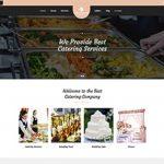 Premium Moto Theme Wedding Catering Services