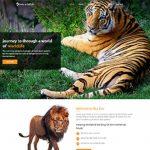 Premium Moto Theme Wild Zoo