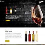 Premium Moto Theme Wine Tasting Classes