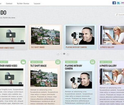 Themify Grido WordPress Theme
