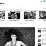 Themify Thememin WordPress Theme